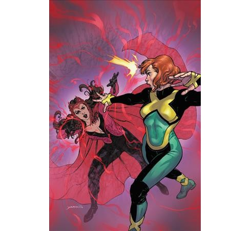 Jean Grey 2 : Final Fight -  (Jean Grey) by Dennis Hopeless (Paperback) - image 1 of 1