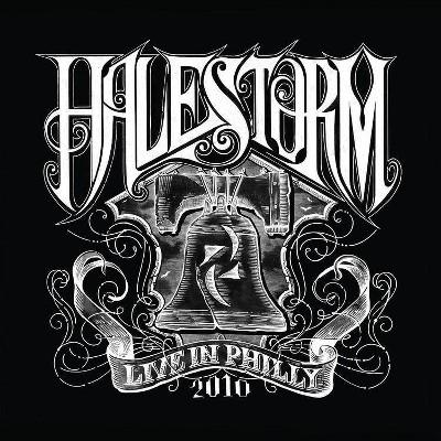 Halestorm - Live In Philly 2010 (Rog Ltd) (Vinyl)