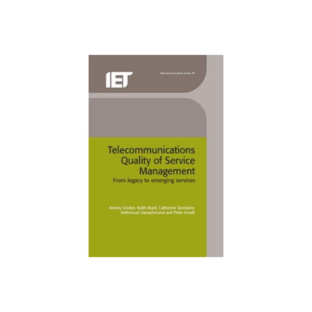 Telecommunications Quality of Service Management - (Hardcover)