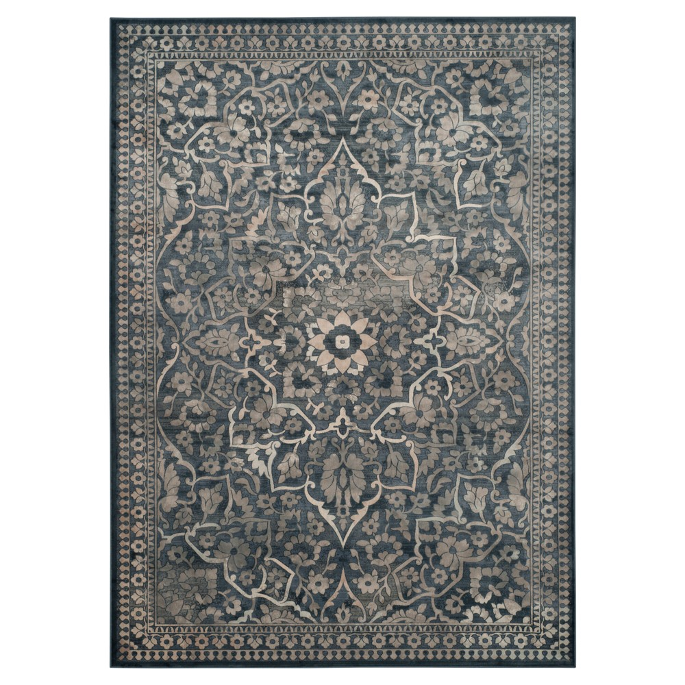 Vintage Rug - Blue/Light Gray - (8'x11'2) - Safavieh