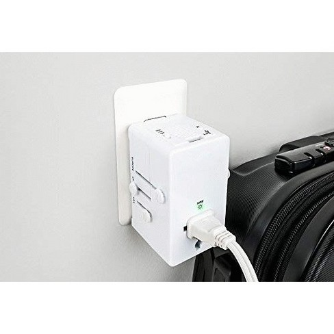Conair Travel Smart Worldwide Adapter with Relaxing Sounds - image 1 of 1
