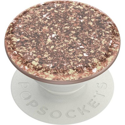 PopSocket Cell Phone Grip & Stand Foil Confetti - Rose Gold