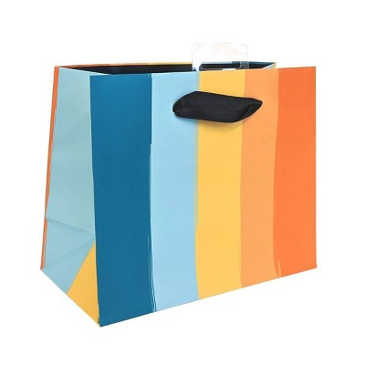 Petite Striped Gift Bag - Spritz™