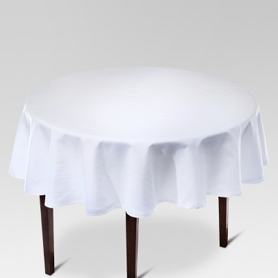 Round Solid Tablecloth   Threshold™ : Target