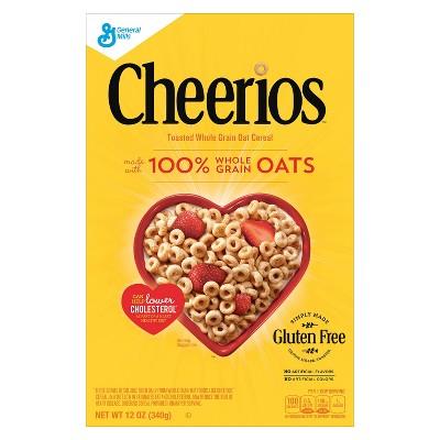 Cheerios Breakfast Cereal - 12oz - General Mills