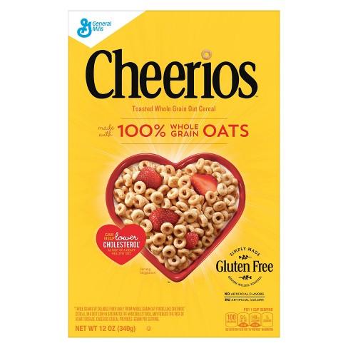 Cheerios Breakfast Cereal - 12oz - General Mills - image 1 of 5