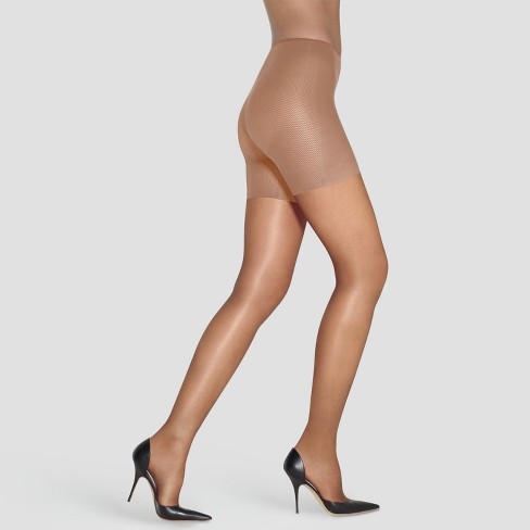 cd301d2ea35 Women s Hanes® Solutions® Sheer Support Control Top Hosiery - Nude ...
