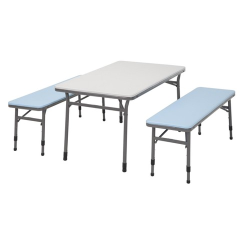 Kids Adjustable Height Table And Chair Set - Cosco - image 1 of 7