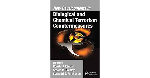 New Developments in Biological and Chemical Terrorism Countermeasures (Hardcover) - image 1 of 1