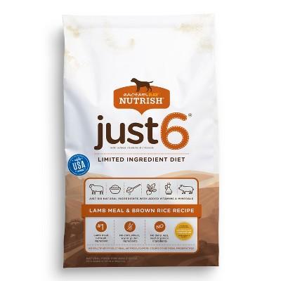 Dog Food: Rachael Ray Nutrish Just 6