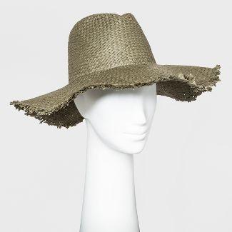 Womens Floppy Hat - Universal Thread™ Green