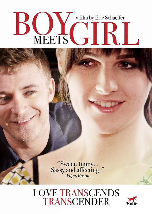 Boy meets girl (DVD) - image 1 of 1