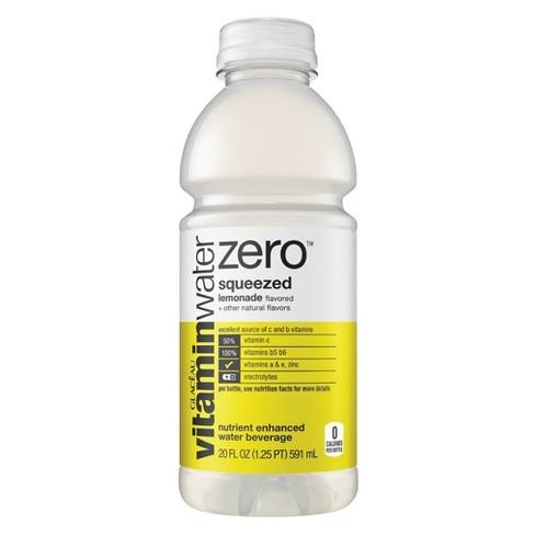 vitaminwater zero squeezed lemonade - 20 fl oz Bottle - image 1 of 3