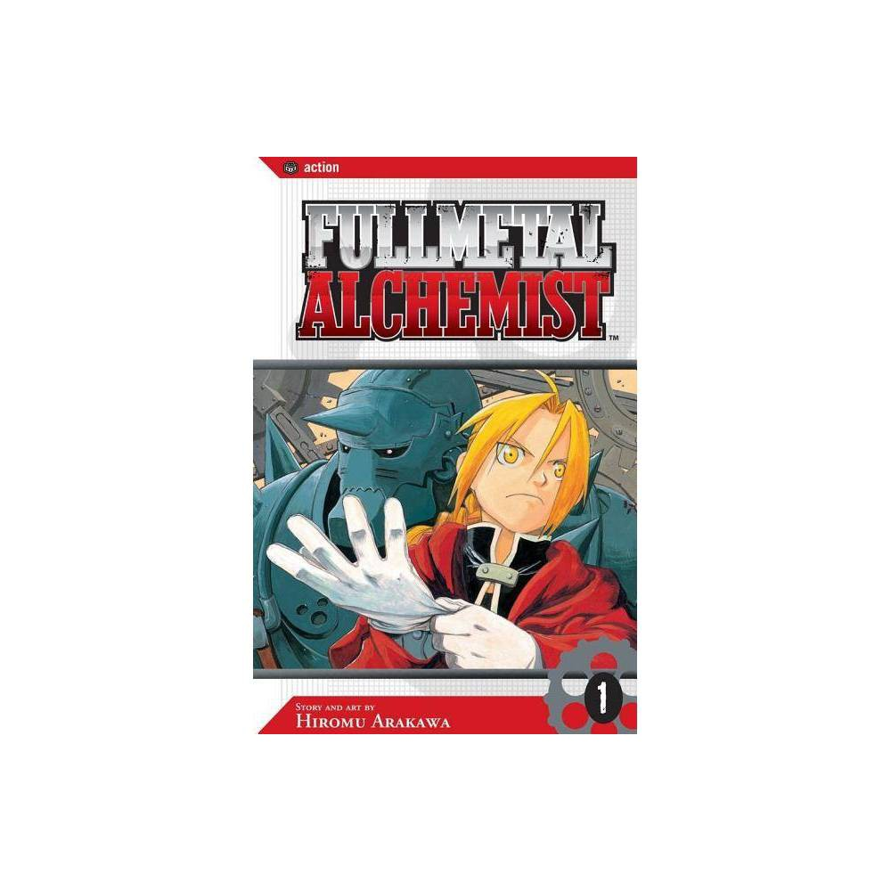 Fullmetal Alchemist Volume 1 Fullmetal Alchemist Paperback By Hiromu Arakawa Paperback
