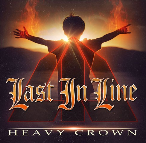 Last in line - Heavy crown (CD) - image 1 of 1