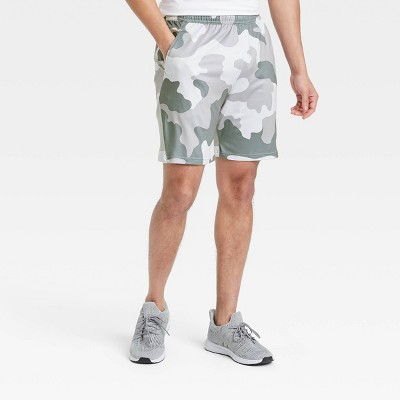 Men's Camo Print Training Shorts - All in Motion™