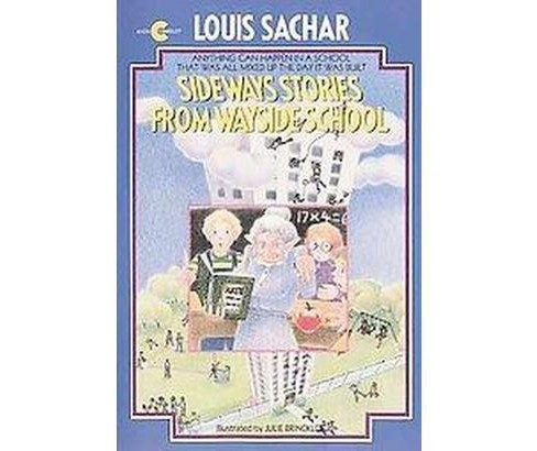 Sideways Stories from Wayside School (Reissue) (Paperback) (Louis Sachar) - image 1 of 1