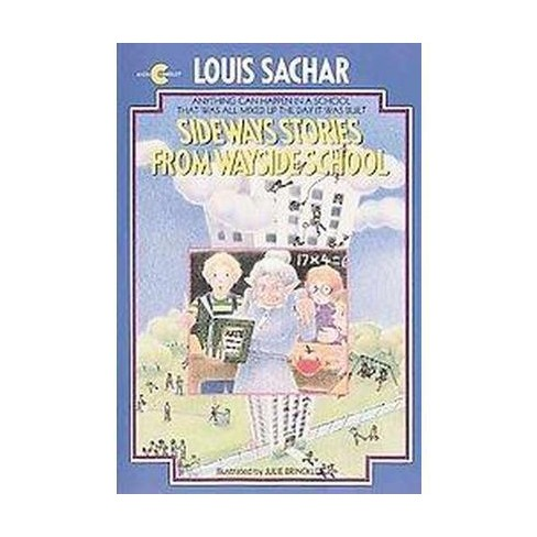 Sideways Stories From Wayside School Reissue Paperback Louis Sachar