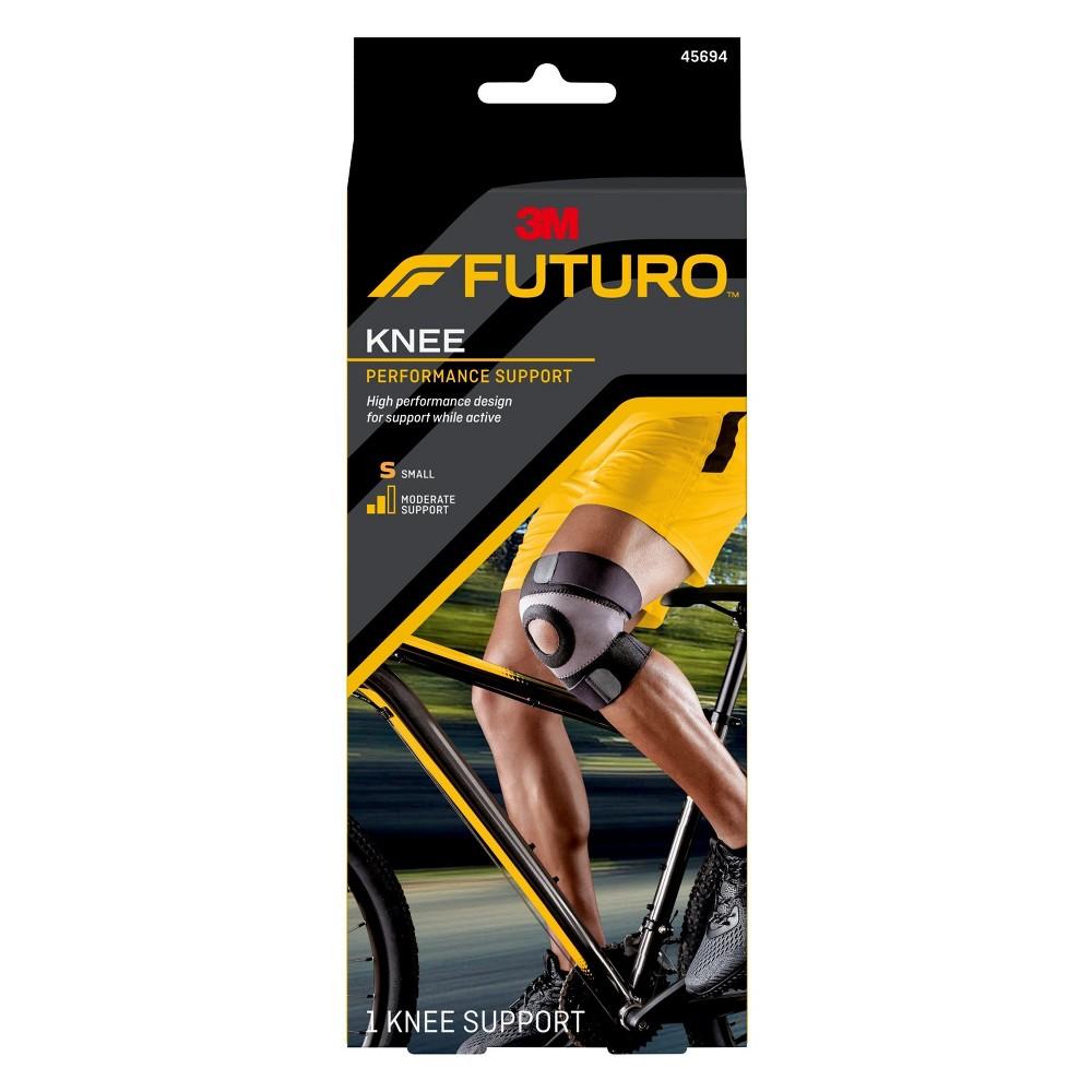 Futuro Performance Knee Support Brace - S, Black