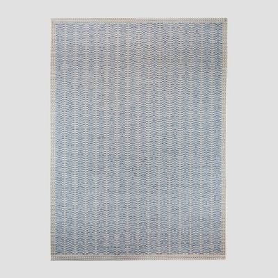 7' x 10' Spectrum Outdoor Rug Blue - Project 62™