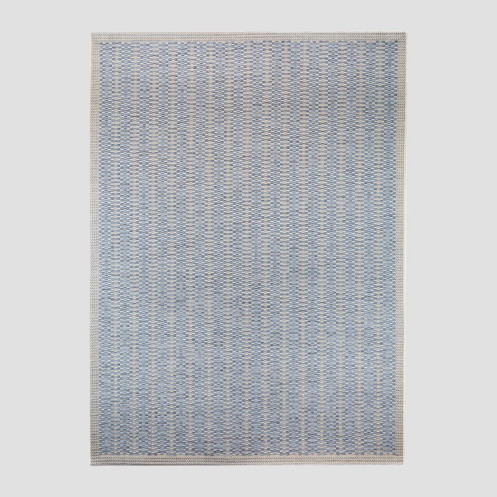 7' x 10' Spectrum Outdoor Rug Blue - Project 62