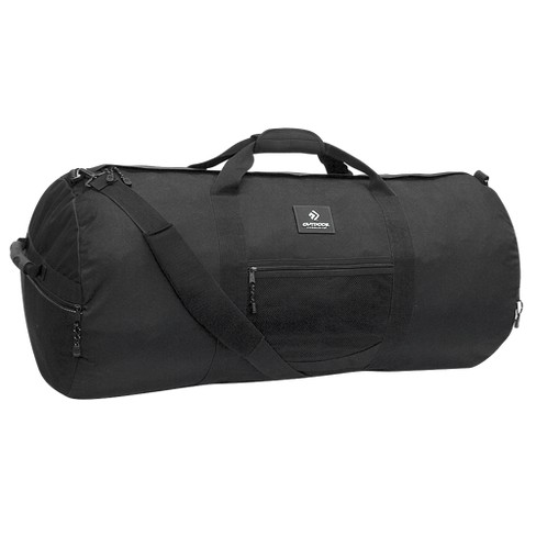 Outdoor Products Giant Utility Duffel Black