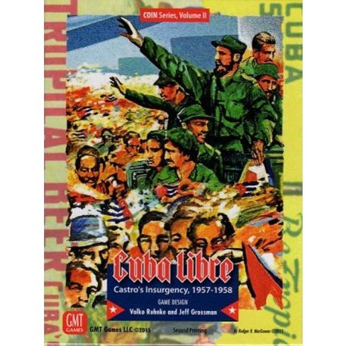 Cuba Libre (2nd Edition, 1st Printing) Board Game - image 1 of 1