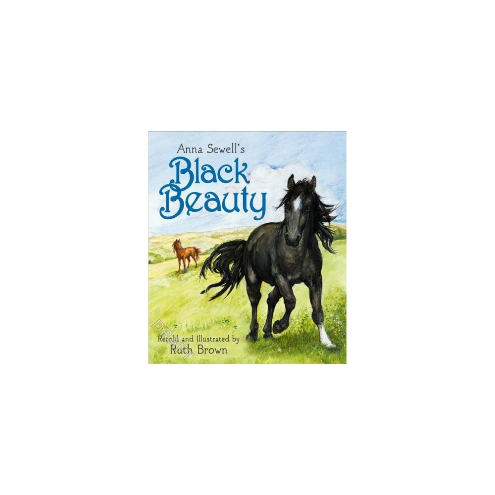 Anna Sewell's Black Beauty - Reissue (Paperback)