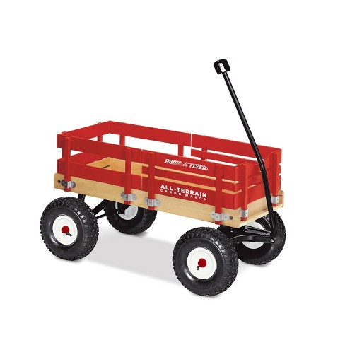 Radio Flyer All-Terrain Cargo Wagon - Red - image 1 of 4