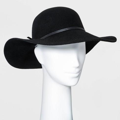 Women's Felt Floppy Hat - A New Day™ - image 1 of 2
