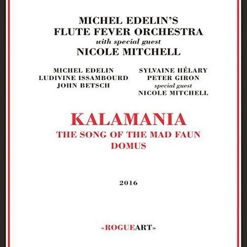 Michel Edelin - Kalamania (CD) - image 1 of 1