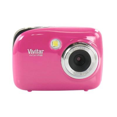 Vivitar ViviCam F122 14.1 Mega Pixels Digital Camera with 1.8 Inch LCD Screen