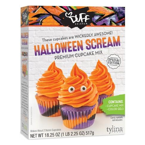 duff halloween scream cupcake mix 1825oz