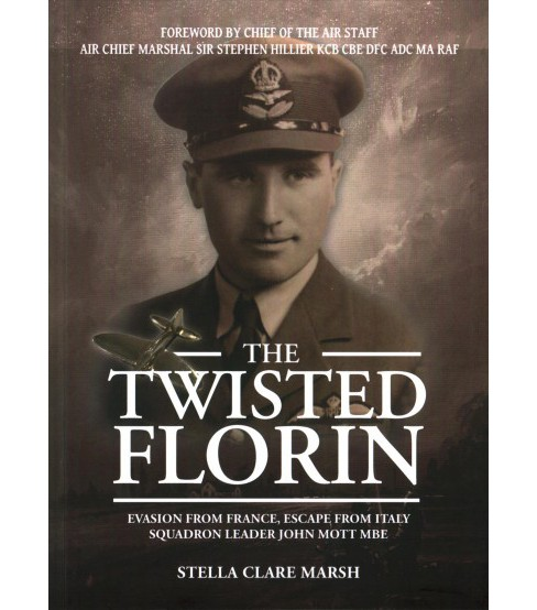 Twisted Florin -  by Stella Clare Marsh (Paperback) - image 1 of 1