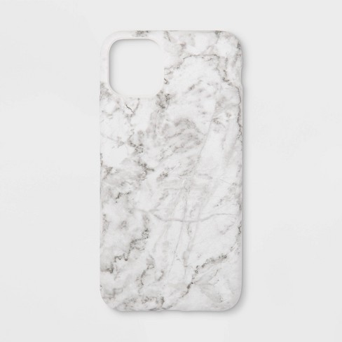 heyday™ Apple iPhone 11 Pro Max Case - White Marble - image 1 of 3