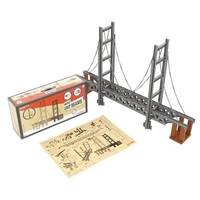 Unit Bricks Mini Unit Beams Bridge Builder