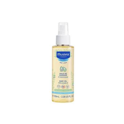 Mustela Baby Oil - 3.38 fl oz