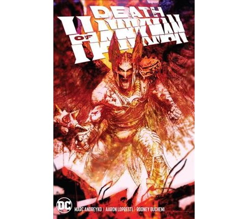 Death of Hawkman (Paperback) (Marc Andreyko) - image 1 of 1