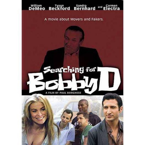Searching for Bobby D (DVD) - image 1 of 1