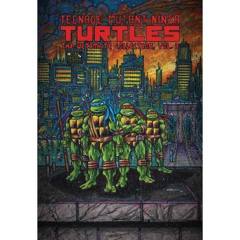 Teenage Mutant Ninja Turtles: The Ultimate Collection, Vol. 3 - by  Kevin Eastman & Peter Laird - image 1 of 1