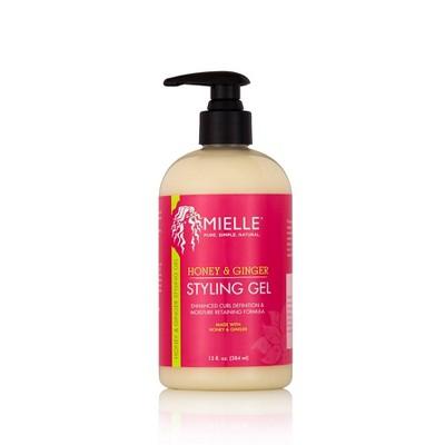 Mielle Organics Styling Gel with Honey & Ginger - 13 fl oz