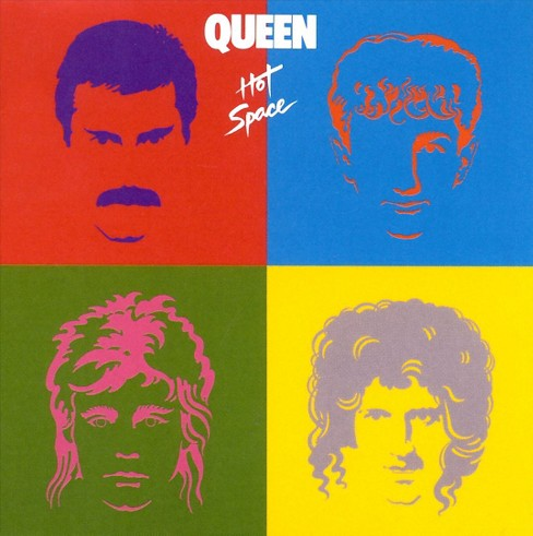 Queen - Hot space (Vinyl) - image 1 of 1