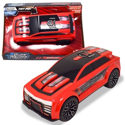 Glow Racer Hyper Bass – Light & Sound Motorized Vehicle with Bluetooth