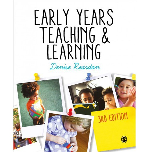 Early Years Teaching and Learning -  by Denise Reardon & Dilys Wilson & Dympna Fox Reed (Hardcover) - image 1 of 1