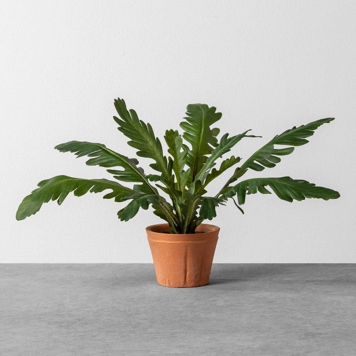 Faux Potted Plant Fern - Hearth & Hand™ with Magnolia - image 1 of 4