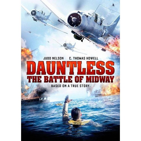 Dauntless: The Battle of Midway (DVD)(2019) - image 1 of 1