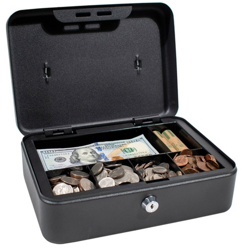 Full-Size Cash Box RSCB-200 - Royal Sovereign - image 1 of 3