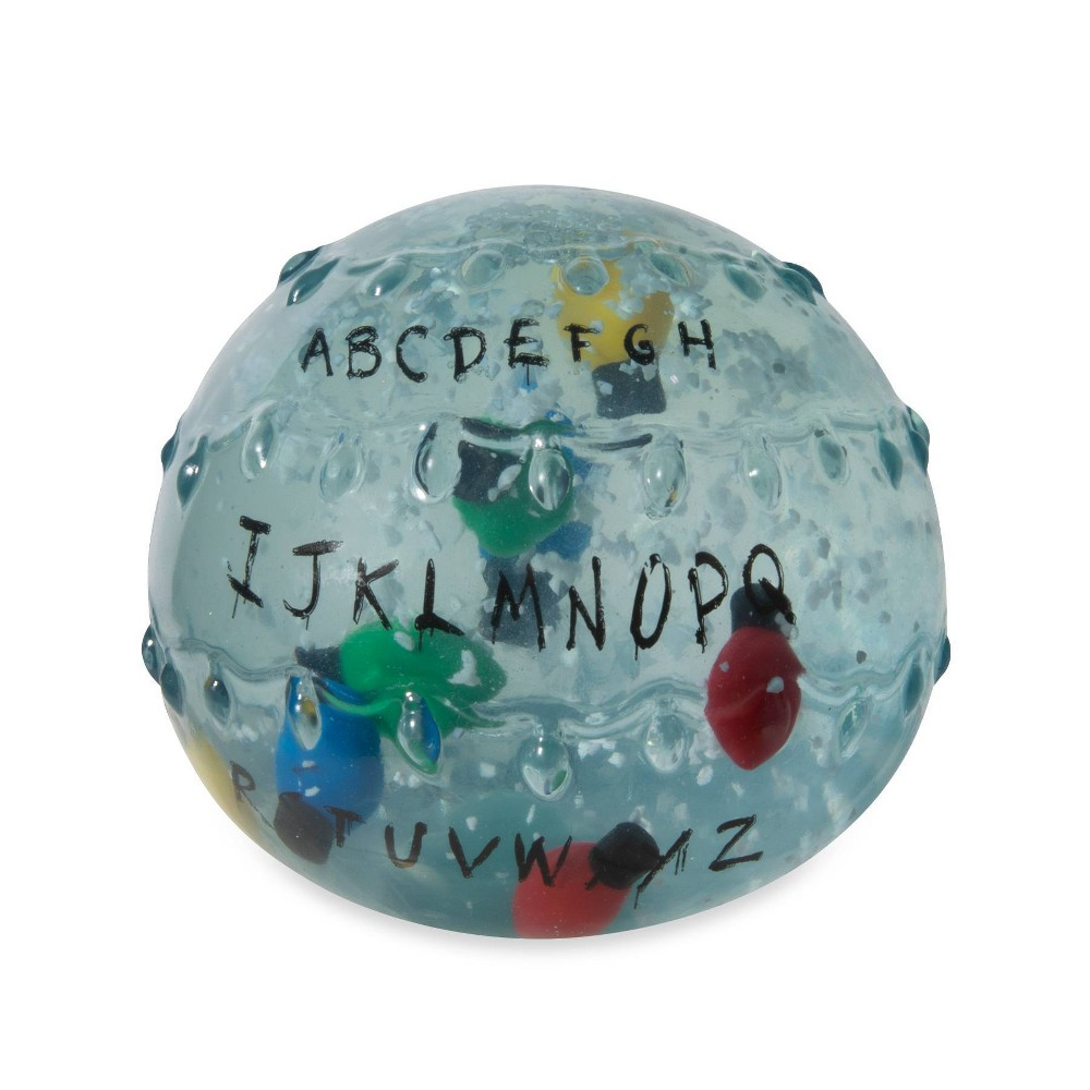Image of Stranger Things Alphabet Ball, Yellow