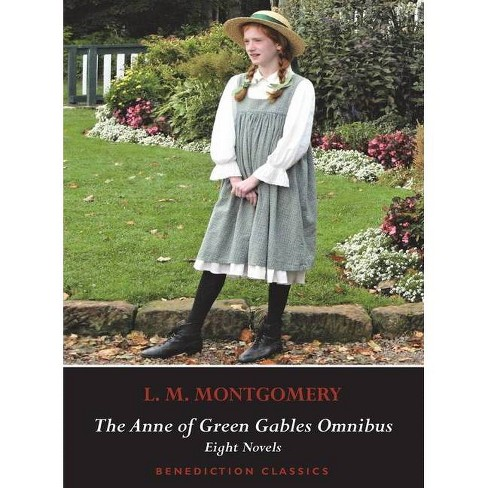 The Anne of Green Gables Omnibus. Eight Novels - by  L M Montgomery (Hardcover) - image 1 of 1