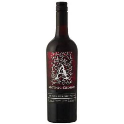 Apothic Crimson Red Blend Wine - 750ml Bottle